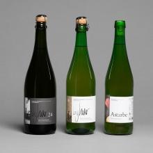 Sidrería Astarbe. Un proyecto de Br, ing e Identidad, Diseño y Packaging de Eduardo Crespo - 31.01.2013