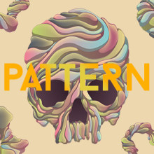 Pattern. A Graphic Design & Illustration project by Cristian Eres - 07.03.2014