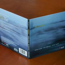 Diseño, maquetación de CD y art work. Um projeto de Direção de arte e Design de José Luis Ferrando Viñola - 29.09.2013
