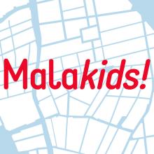 Malakids. Um projeto de Br, ing e Identidade e Design gráfico de Estudio Menta - 17.07.2014