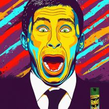 Mi proyecto del curso Ilustra con garra y vencerás. Un proyecto de Ilustración de Jhonatan Medina - 27.07.2014