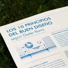 Los 10 Principios del buen diseño, según Dieter Rams. A Grafikdesign project by Asier López Aldasoro - 07.10.2013