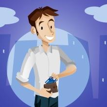 Carrefour explainer videos (Motion Graphics). Un proyecto de Ilustración, Publicidad y Motion Graphics de Jorge de Juan - 04.02.2013