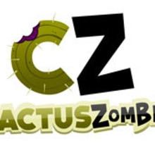 Cactus Zombie. Um projeto de Animação, Design de personagens e Design de jogos de Juan Carlos Cruz - 11.08.2014
