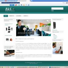 Website corporativo de BKS SERVICES. Un proyecto de Diseño Web de Rafael J. Mora Aguilar - 06.07.2014