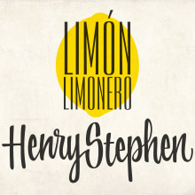 "Henry Stephen ""Limón limonero"". A Illustration, Art Direction, and Graphic Design project by Julio Rodríguez - 08.23.2014"