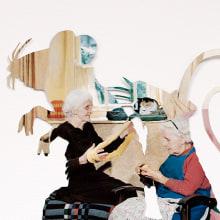 Sombras chinas. Un proyecto de Ilustración y Diseño gráfico de el bandolero Lacabra - 26.08.2014