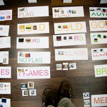The periodic table of Nico Munuera. Un proyecto de Dirección de arte, Diseño editorial y Diseño Web de el bandolero Lacabra - 31.01.2011