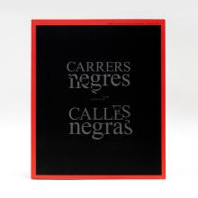 Calles negras. Valencia 1980-2000. Un proyecto de Diseño editorial y Diseño gráfico de el bandolero Lacabra - 07.05.2014
