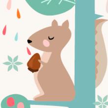 Medidor infantil. Un proyecto de Ilustración de Silvia Iglesias - 31.08.2014