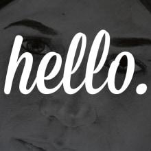 Hello.. Un projet de Beaux Arts et Illustration de Eneri Mateos - 03.09.2014