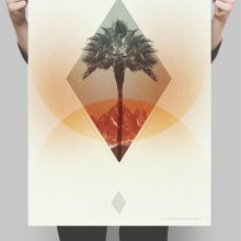 Posters Primavera 2014. Un proyecto de Dirección de arte y Diseño gráfico de Fran Rodríguez - 04.09.2014