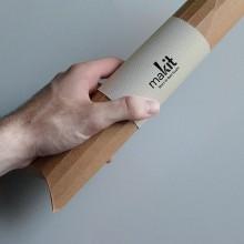 Makit | Start to Roll Sushi. Un proyecto de Dirección de arte, Diseño y Packaging de Dario Trapasso - 19.09.2014