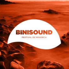 Binisound Festival. Un proyecto de Dirección de arte, Br, ing e Identidad y Diseño gráfico de Nardo Ferrer Torres - 30.04.2014