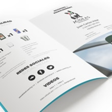 Dossier / Press Kit. Un proyecto de Diseño editorial y Diseño gráfico de Nardo Ferrer Torres - 21.02.2014