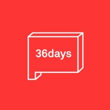 36 days of type. Um projeto de Design e Ilustração de Gonzalo Sainz Sotomayor - 22.09.2014