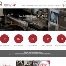 xHTML + CSS + jQuery + PHP + CMS (Gestor de Contenidos) - Relaygo. A Web Development project by Francisco Javier Martínez Pardillo - 07.26.2014