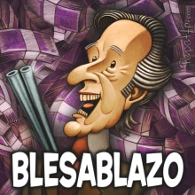 Blesablazo. Un projet de Illustration de Pepetto - 01.10.2014