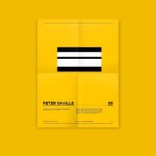 One shape, one colour. Un proyecto de Diseño, Dirección de arte y Diseño gráfico de Andrea Arqués - 07.10.2014