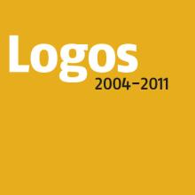 Logos 2004-2011. Un proyecto de Br, ing e Identidad y Diseño gráfico de Pepe Gimeno - 13.10.2014