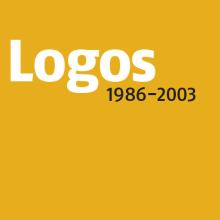 Logos 1986-2003. Un proyecto de Br, ing e Identidad y Diseño gráfico de Pepe Gimeno - 13.10.2014