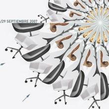 Habitat Valencia Forward 2007. Un proyecto de Dirección de arte y Diseño gráfico de Pepe Gimeno - 13.10.2014