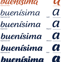 Supernova Typeface. A Design, T, and pograph project by Martina Flor - 10.19.2014