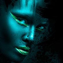 FACES. Un proyecto de Diseño gráfico, Fotografía y Postproducción de RETOKA - 25.10.2014