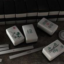 麻将 Diseño de Mah-Jongg. A Illustration, 3D, Game Design, and Product Design project by Ralf Thomas - 10.26.2014