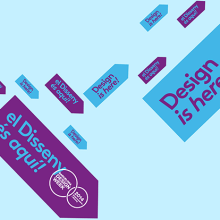 Barcelona Design Week 2014. Um projeto de Br, ing e Identidade, Direção de arte e Design gráfico de toormix - 02.11.2014