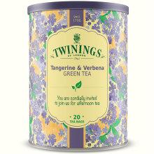 Empaque para té verde de mandarina y flor de verbena. Un proyecto de Diseño y Packaging de Elizabeth González - 03.11.2014
