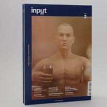 Revista Input. Um projeto de Design editorial, Design gráfico e Tipografia de Estudio Menta - 04.11.2014