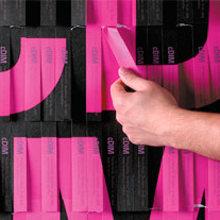 cDIM / nude posters 2005. Un proyecto de Diseño gráfico de Pepe Gimeno - 05.11.2014