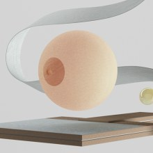 Strip Beer Ping Pong. A Werbung, 3-D und Kunstleitung project by JVG - 20.11.2014