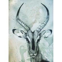 Dear Antlers II. Un proyecto de Diseño, Ilustración y Bellas Artes de Mercis Rossetti Caral - 09.11.2014