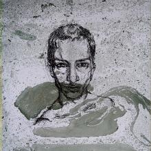 Marbling portraits. Un proyecto de Diseño, Ilustración y Bellas Artes de Mercis Rossetti Caral - 09.11.2014
