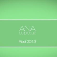 Show Reel. A Film, Video, TV, 3D, and Animation project by Ana Carolina Pinto Cruz - 11.12.2014