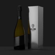 Cava Mil·lenni. Um projeto de Design gráfico e Packaging de Atipus - 17.11.2014