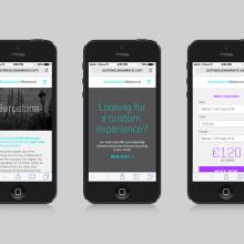 ArchitectureWeekend. Um projeto de Arquitetura, Design gráfico e Web design de Atipus - 15.11.2014