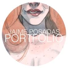 Portfolio . A Design, Illustration, Animation, Art Direction, Character Design, Fine Art, and Comic project by Jaime Posadas Fernández - 11.23.2014