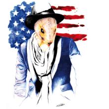 GENTLE SQUIRRELS. Un proyecto de Ilustración de Lara Gombau - 26.11.2014