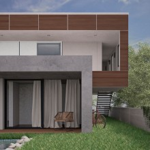 3D Max + Vray + Psd. A 3D, Architecture, Information Architecture & Interior Architecture project by Sara Gonzalez - 08.31.2014