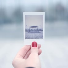 The Polaroid Project. A Art Direction, and Photograph project by Gema Espinosa - 12.01.2014
