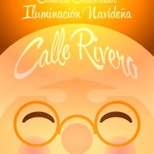 Calle Rivero. Un proyecto de Diseño, Publicidad y Diseño gráfico de Alejandro Mazuelas Kamiruaga - 03.12.2014
