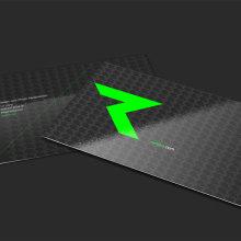 """""""THE R_EVOLUTION"""" SELF BRANDING. Un proyecto de Br, ing e Identidad, Dirección de arte y Diseño gráfico de RETOKA - 13.12.2014"""