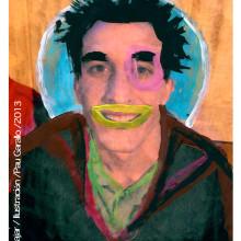 Retratos pintados. Un proyecto de Bellas Artes y Pintura de Anabel Najar Colom - 14.12.2014