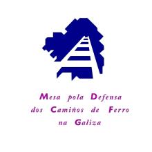 Mesa pola Defensa dos Camiños de Ferro na Galiza. Un proyecto de Br e ing e Identidad de Xosé Maria Torné - 16.12.2004