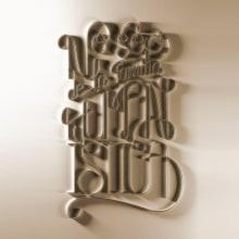 """Cartel para """"Typism Book Two"""". A Design, 3-D, Verlagsdesign, Grafikdesign, T, pografie, Schrift und Kalligrafie project by David Rico - 19.12.2014"""