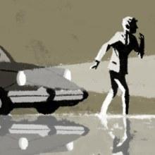 La Caída de la Casa Usher (Mi proyecto para el curso Ilustración, nudo y desenlace). Um projeto de Ilustração, Arquitetura, Artes plásticas e Comic de José Luis Ágreda - 29.12.2014