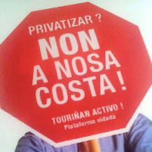 Plataforma Cidadá pola Defensa de Touriñán. Un proyecto de Marketing de Xosé Maria Torné - 05.08.2012